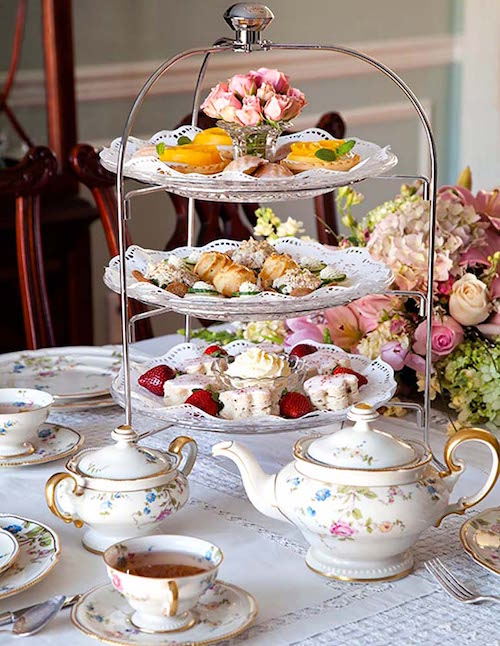 High Tea at the Water Mill Museum