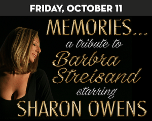 Memories: A Tribute to Barbra Streisand at The Suffolk Theater