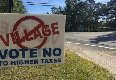 """The 'no's"""" had it in a special vote on incorporating a Village of East Quogue"""