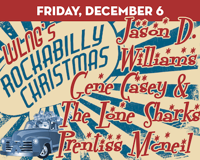 WLNG's Rockabilly Christmas