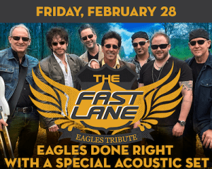 The Fast Lane Tribute to The Eagles at The Suffolk Theater