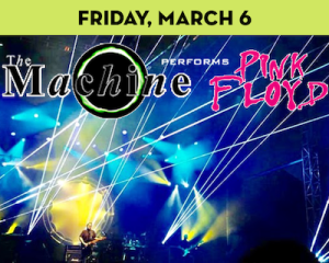 """""""The Machine"""" Pink Floyd Tribute at The Suffolk Theater"""