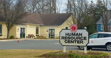 The Southold Human Resource Center in Mattituck has suspended in-house senior meals but is offering curbside pickup.