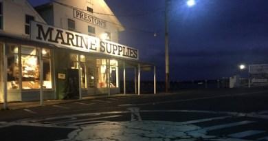 Greenport, After Dark
