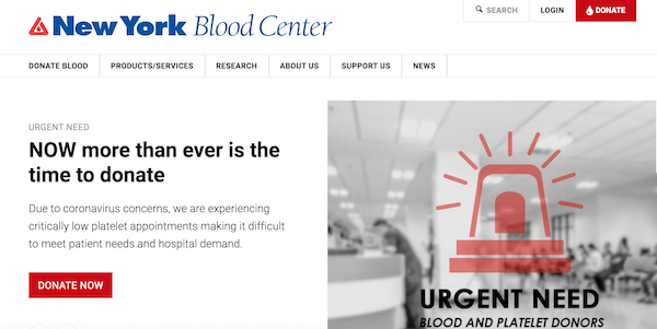 New York Blood Center