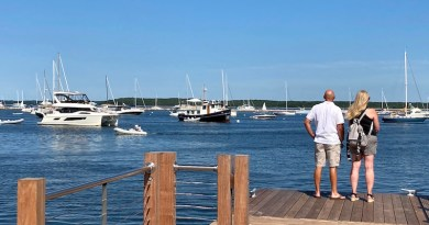 Long Wharf excursion, Sag Harbor