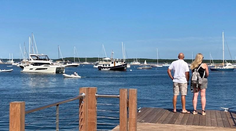Long Wharf excursion, Sag Harbor