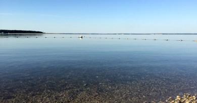 Summer Calm, New Suffolk Beach