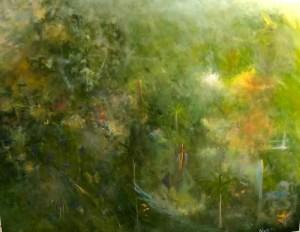Steve Alpert, Desire, 40x68