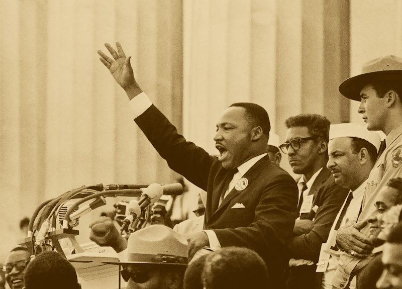 Martin Luther King IHAD-sepia12X8-brt