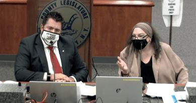 Nick LaLota, Anita Katz, Suffolk County Board of Election