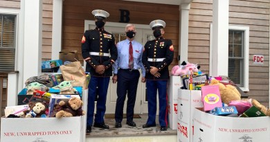 Fred Thiele Toys for Tots