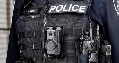 Axon police body camera