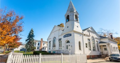 The Southold Opera, soon to be the new home of Community Action Southold Town