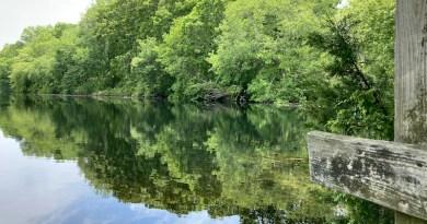 On Trout Pond, Noyac