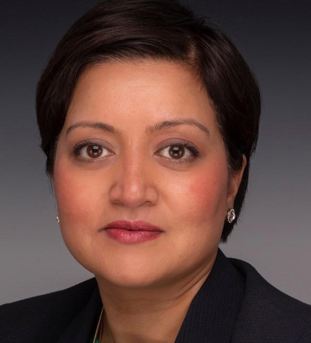 Photo of Mayor of Newham Rokhsana Fiaz OBE