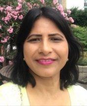 Photo of Asra Anjum.