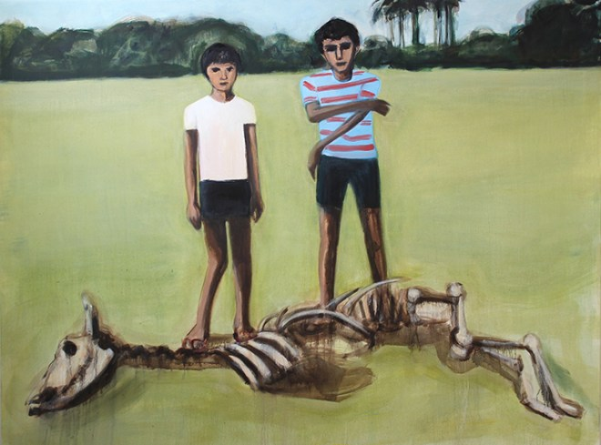 Skeleton by Matthew  Krishanu