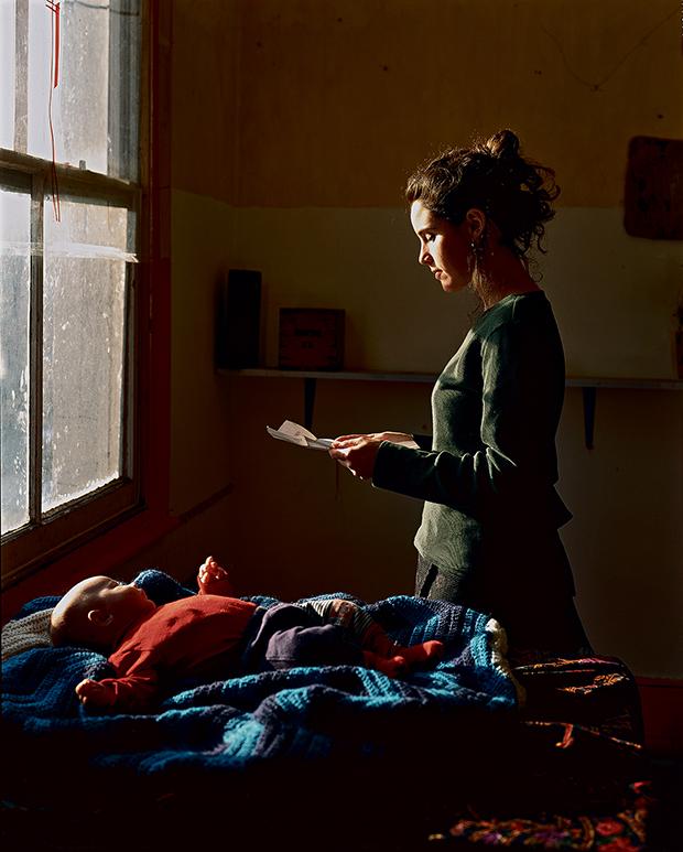 Women Reading Possession Order, Tom Hunter 1997