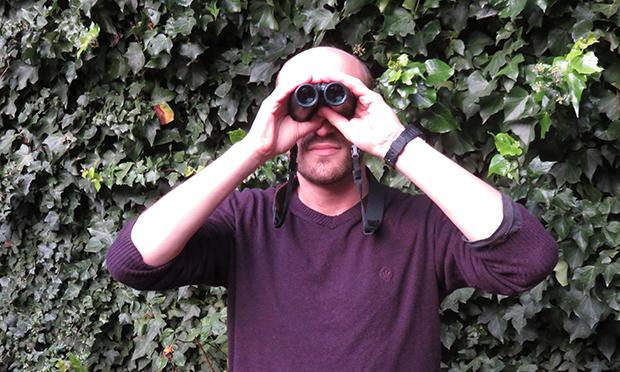 Urban birder: Josh Loeb