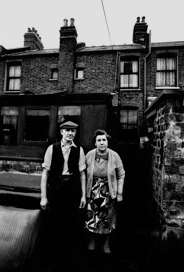 East End by John Claridge_Mr and Mrs Jones_ 620