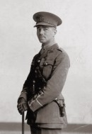 Portrait of Wilfred Owen (Second Lieutenant, Manchester Regiment) 1916. © The English Faculty Library, University of Oxford / The Wilfred Owen Literary Estate