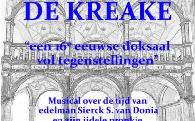 Dorpsmusical de Kreake