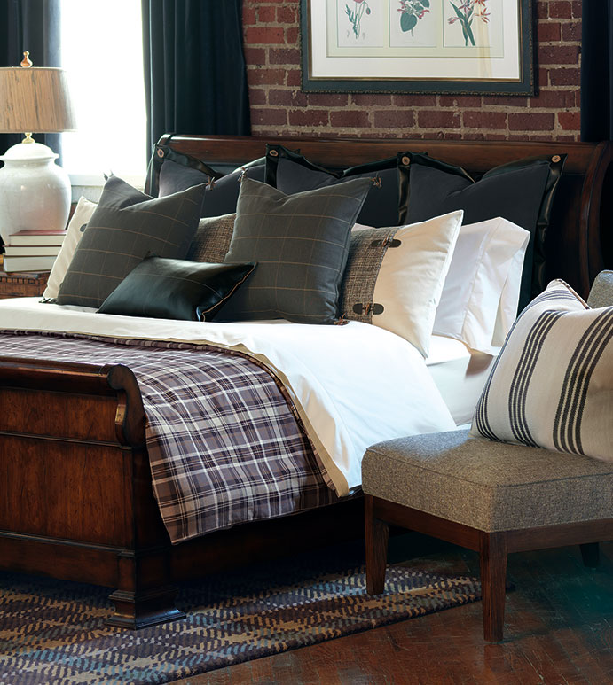 Rustic Lodge Collection  Barclay Butera Luxury Bedding by