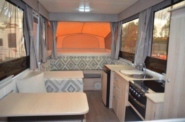 baby height chair upholstered club jayco swan camper | eastern caravans