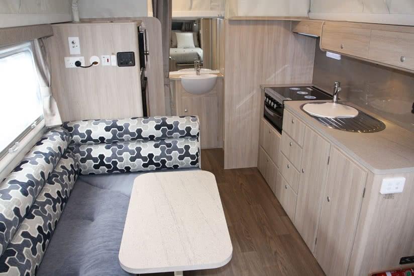 Jayco Starcraft Poptop 16675  Eastern Caravans