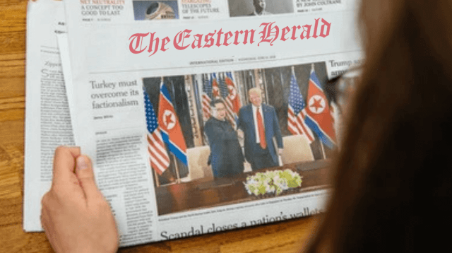 Remove hoardings, posters of political leaders from poll-bound states before elections, says EC-The Eastern Herald News