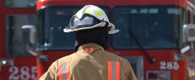 Arson attack on a grocery store in Cookshire Eaton