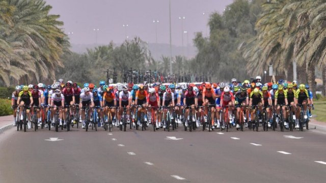 Coronavirus Cycling the last two stages of the Tour of the Emirates canceled