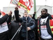 Municipal Roussel on all fronts to defend values of the left