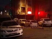 The suspect who stabbed 3 guards who asked for identity in Bahçelievler was shot and caught