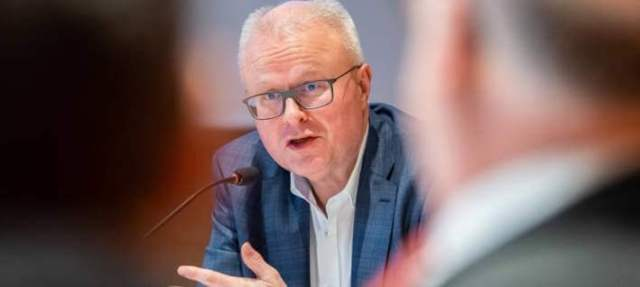 Suicide Hesse's finance minister Thomas Schafer is dead