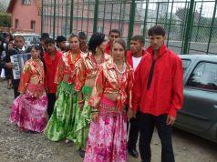 Roma Dancers in India