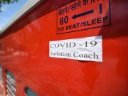 COVID crisis: Indian railway is to convert 20'000 rail coaches to mobile hospitals