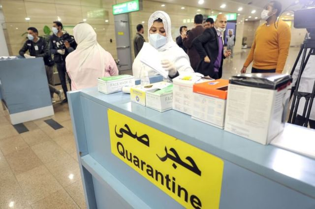Egypt : The health of South Sinai denies converting