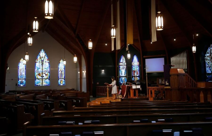 Religion - NRW allows worship services from May 1