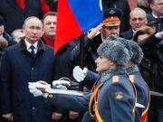 Russia: Putin wants people to vote in favour of his 'Eternal Policy'