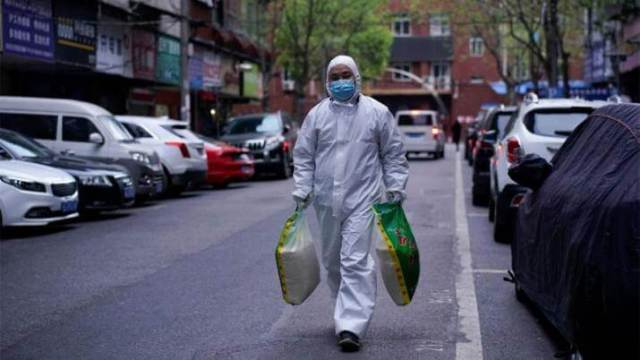 New type of Coronavirus in Wuhan again