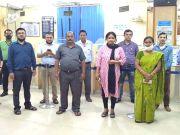 SBI Teok honours Community Service Center