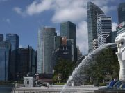 Singapore's economy shrinks by 4 to 7 percent