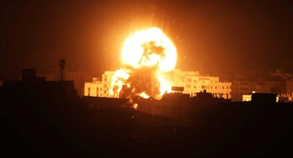 Palestine: Israeli artillery targets three military sites of the resistance in north and central Gaza