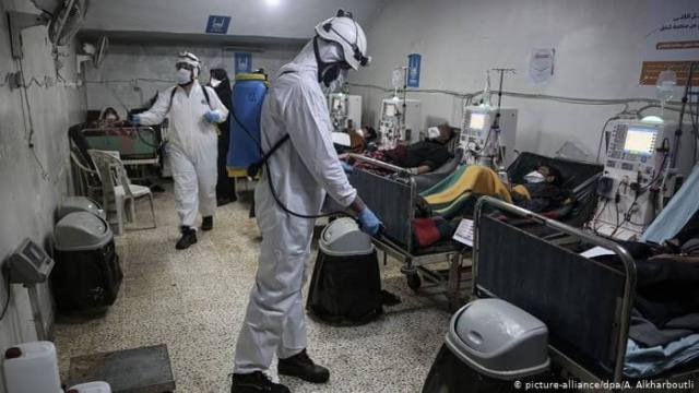 Syrian doctors fight