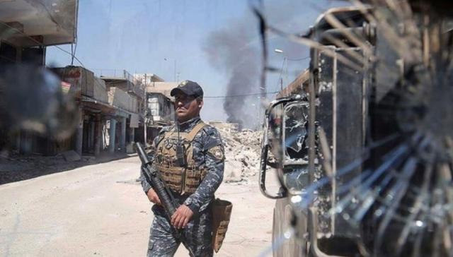 ISIS terrorsts killed in action, ISIL clash with police