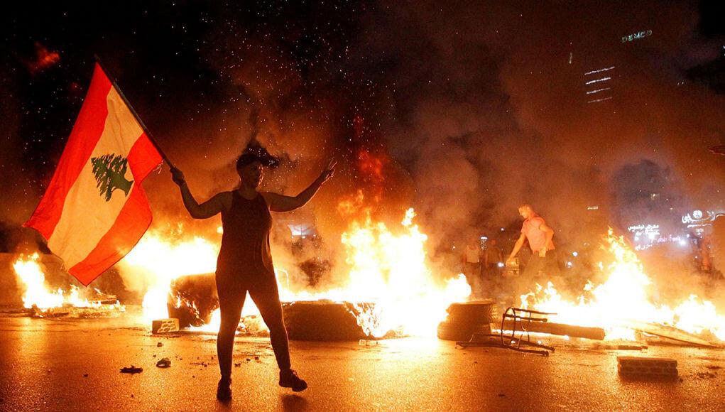 Lebanon protests social economic crisis, lebanon news