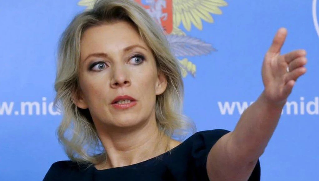 Maria Zakharova calls the causes of riots in the United States