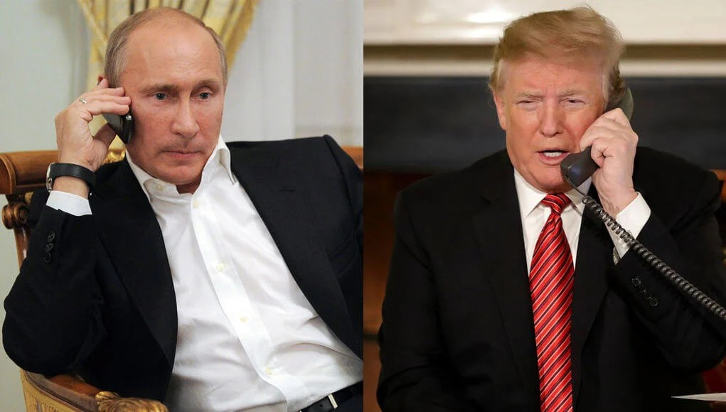 Putin and Trump talk again on the phone, Space, COVID-19 and G7 Summit were discussed